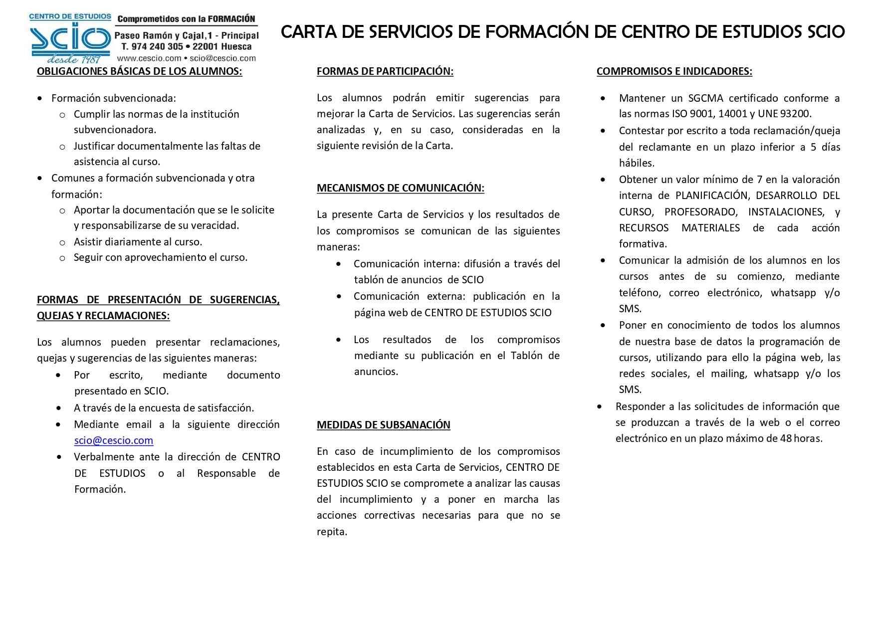 3 CARTA DE SERVICIOS FORMACION SCIO 0002